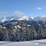 Winter holiday under High Tatras
