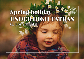 Spring Holiday under high tatras Hotel Sobota***